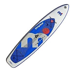 Mistral Standup Paddel Board, SUP Allround-Adventure, mistral-blau/weiss/grau, 11'5, 11-7000-109