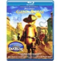 El Gato Con Botas (Blu-Ray Combo Y Copia Digital) [Blu-ray]