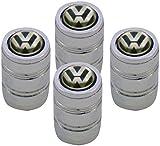 Volkswagen Twin Band Valve caps