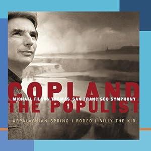 Populist: Suite Billy Kid / Appalachian / Rodeo