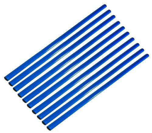 Bild von: Agility Hundesport - 10er Set Stangen, Länge 80 cm, Ø 25 mm, blau