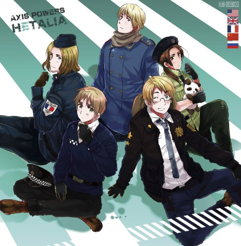 ヘタ/リア ドラマCD Vol.2