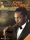 Jazz Play-Along Volume 148: John Coltrane Favorites (Buch&CD) (Hal Leonard Jazz Play-Along)