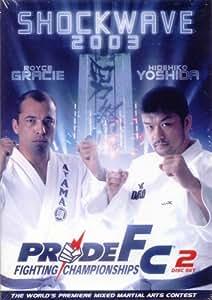 Pride Fighting Championships - Shockwave 2003