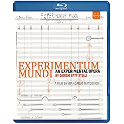 Giorgio Battistelli: Experimentum Mundi [Blu-ray]