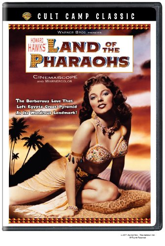 Land of the Pharaohs [DVD] [1955] [Region 1] [US Import] [NTSC]