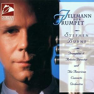 Telemann for Trumpet