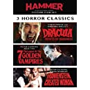 Hammer Horror Collection (3 Film Set)