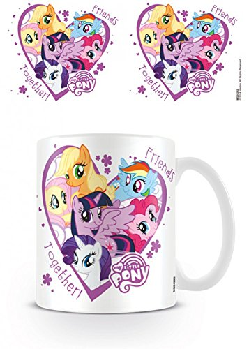 My Little Pony - Heart Tazza Da Caffè Mug (9 x 8cm)