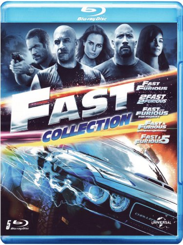Fast collection [Blu-ray] [IT Import]