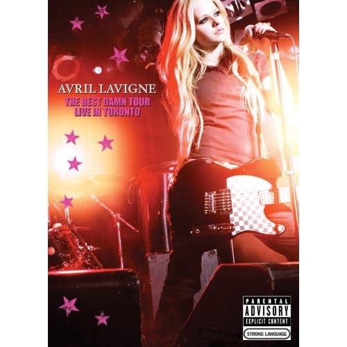 2008艾薇儿演唱会现场专辑