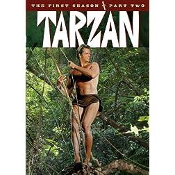 Tarzan - Season One: Part Two (4 Discs)