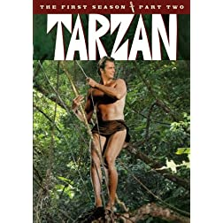 Tarzan - Season One: Part Two (4 Discs)