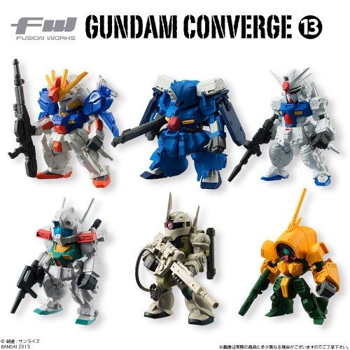 (仮) FW GUNDAM CONVERGE13 10個入 BOX (食玩・ガム)
