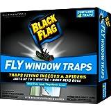 Black Flag Fly Window Trap
