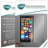 2 x Slabo screen protector Nokia Lumia 930 screen protection film protectors