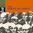 Apologie des Sokrates Hörbuch von  Platon Gesprochen von: Martin Reinke