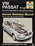 VW Passat Petrol & Diesel Service and Repair Manual: 2000 to 2005