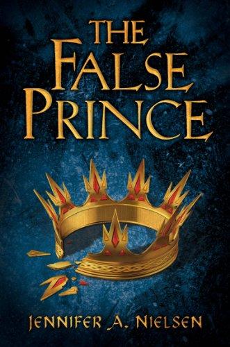 The False Prince (The Ascendance Trilogy #1)