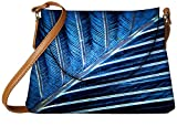 Snoogg feather Womens Carry Around Sling Bags