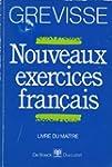 Nouveaux exercices de francais