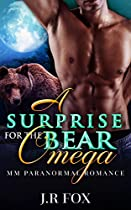 Romance: A Surprise For The Bear Omega (mm Gay Mpreg Paranormal Romance) (bear Shifter Short Stories)