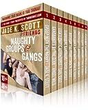 Naughty Groups & Gangs (Multiple Partners Book 1)