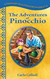 The Adventures of Pinocchio-Treasury of Illustrated Classics Storybook Collection