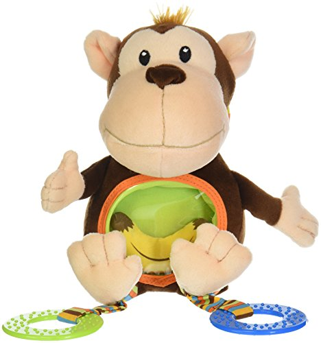 Animal Planet Stroller Toy, Monkey (Discontinued by Manufacturer)
