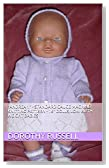 """Andrea 1"" - Standard Gauge Machine Knitting Pattern - 16"" dolls/Low birth weight babies"