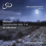 Nielsen: Symphonies Nos. 1 - 6 [3 Hybrid SACDs & 1 BluRay Audio Disc]