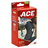 ACE TekZone Knee Brace, Open Patella, SM/MD