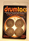 Drumtacs Polymeric Tonal Control Dampener Pads