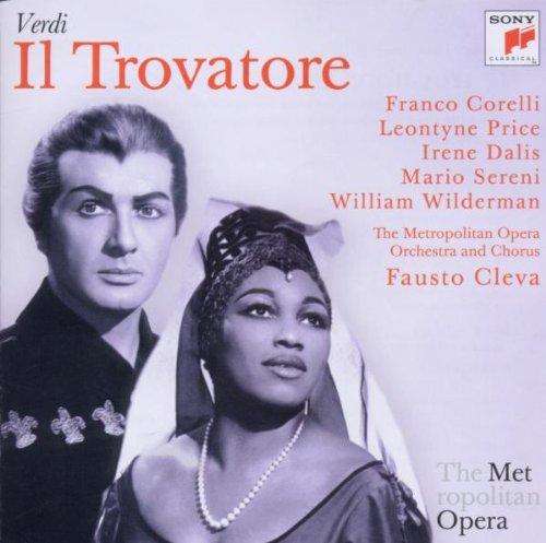 Il Trovatore - Verdi  - CD