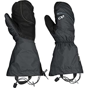 Buy Outdoor Research Mens Alti Mitts by Outdoor Research