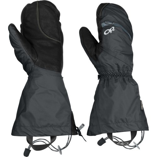 Outdoor Research Men's Alti Mitts (Black, Large)