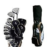 オリマー ORM-900 メンズ ゴルフ フルセット クラブ10本+キャディバッグ付