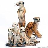 Schleich Meerkat Family - 3 figures