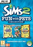 The Sims 2 Fun with Pets collection Danish Packaging English Game for PC