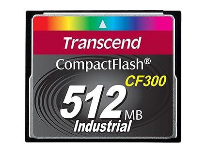 Transcend TS512MCF300 512MB 300X CF Memory Card