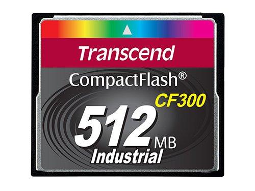 Transcend TS512MCF300 Carte Mémoire CompactFlash
