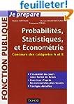 Probabilit�s, Statistiques et Econom�...