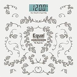 Equal Digital Weighing Scale 180 Kg