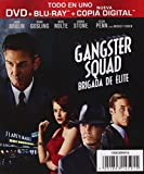 Image de Gangster Squad (Brigada De Élite) (DVD + BD + Copia Digital) (Blu-ray) [2013] (Import Movie) (European Format - Zone 2)