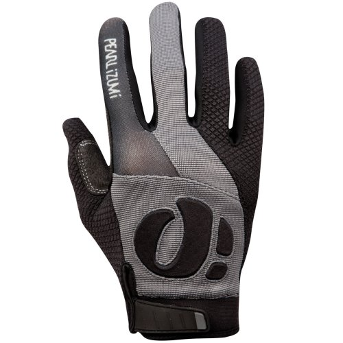 Pearl iZUMi Men's Elite MTB Cyling Glove,Black,Medium