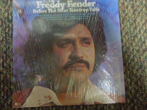 Freddy Fender - Freddy Fender - Before The Next Teardrop Falls Abc 2020 (Lp Vinyl Record) - Zortam Music