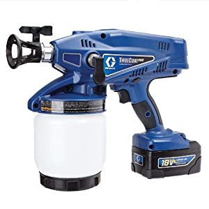 Best Cordless Airless Paint Sprayer