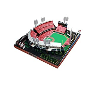 Buy MLB 4750 Limited Edition Platinum Series Stadium Replica of Great American BallPark Cincinnati Reds by Sport Collectors Guild