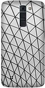 Architecture Printed Back Cover Case For LG K7