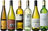 ワインセット 全てフランス・イタリア産限定 白ワイン飲み比べ6本セット 第24弾